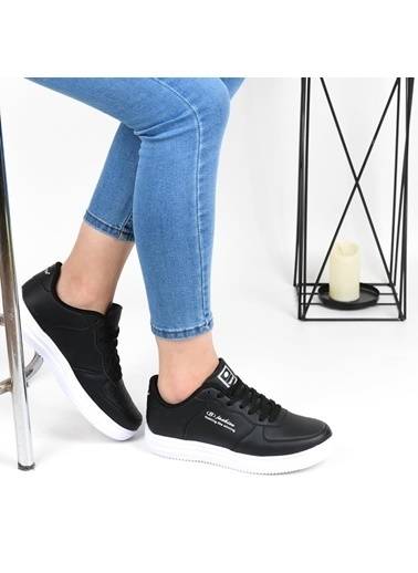 Bestof 042 Unisex Günlük Sneaker Spor Ayakkabı Beyaz